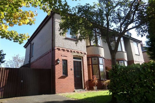 Thumbnail Semi-detached house to rent in Highfield Drive, Penwortham, Preston