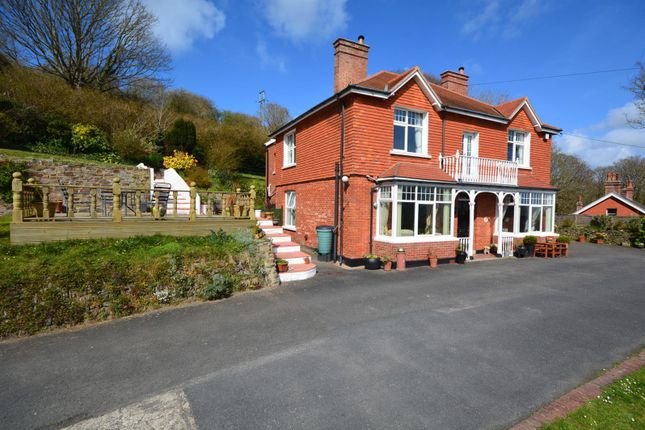 Thumbnail Detached house for sale in Saunton, Braunton