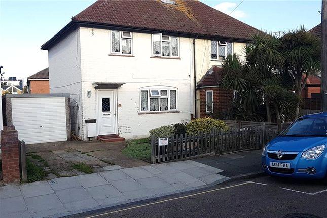 Semi-detached house for sale in Prospect Crescent, Twickenham