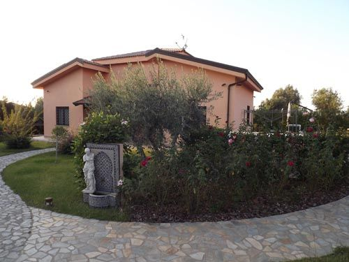 4 bed villa for sale in Vrasi, Diamante, Cosenza, Calabria, Italy