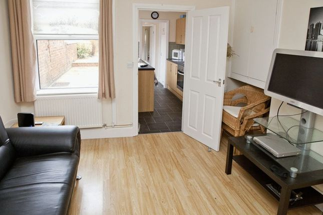 Thumbnail Terraced house to rent in Spital Street, Lincoln
