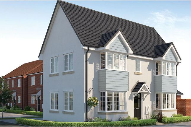 Thumbnail Detached house for sale in Manor House Park, The Great Ouse Way, Biddenham