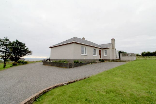 Thumbnail Detached bungalow for sale in The Corner House, Isle Of Lewis
