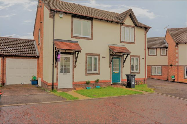 Thumbnail Semi-detached house for sale in Squires Gate, Newport