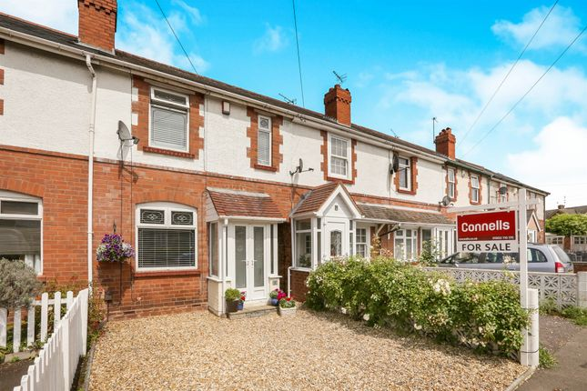 Thumbnail Terraced house for sale in Bee Lane, Fordhosues, Wolverhampton