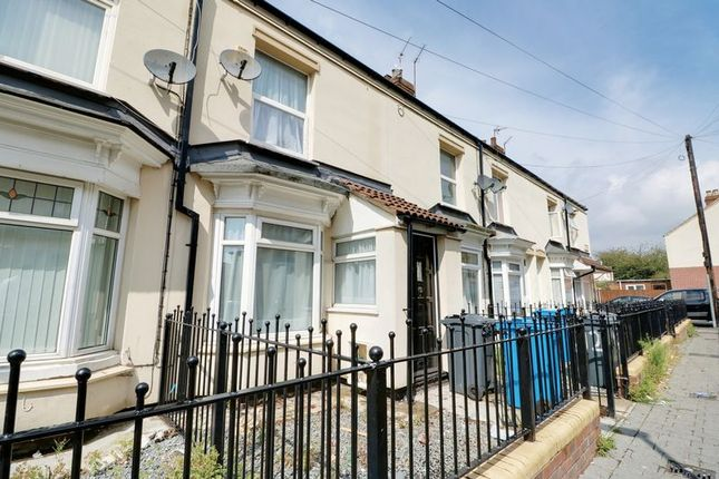Thumbnail Terraced house to rent in Colenso Avenue, Holland Street, Hull