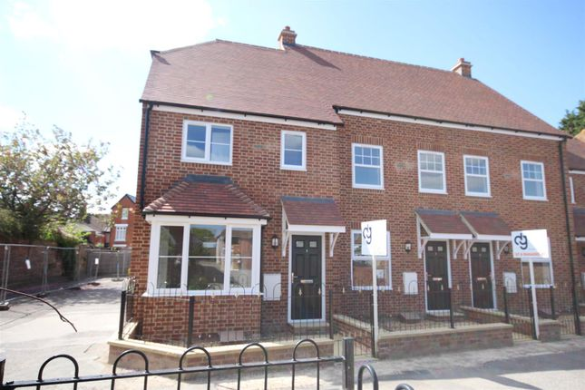 Thumbnail Property to rent in Post Office Lane, Wantage