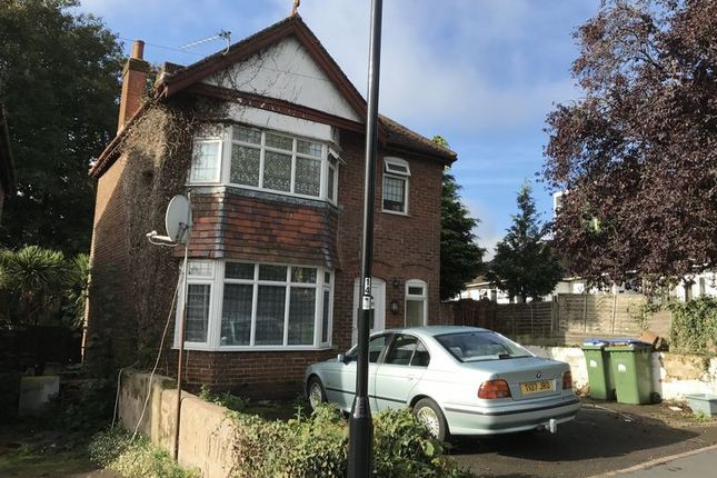 Thumbnail Detached house to rent in Dale Road, Shirley, Southampton