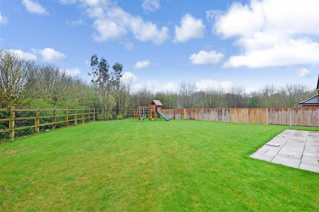 Rear Garden of Quarry Road, Ryarsh, West Malling, Kent ME19