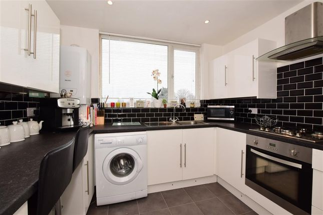 Thumbnail Flat for sale in Tidys Lane, Epping, Essex
