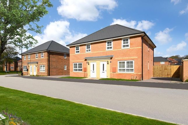 """Thumbnail Semi-detached house for sale in """"Maidstone"""" at St. Benedicts Way, Ryhope, Sunderland"""
