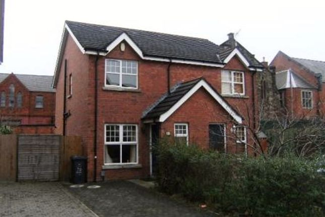 Thumbnail Semi-detached house to rent in Langtry Court, Belfast