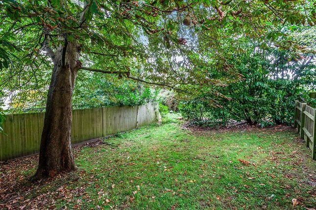 Communal Garden of Dunstan Hill House, 9-10 Dunstan Road, Tunbridge Wells, Kent TN4