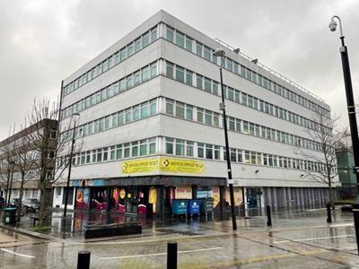 Office to let in Merthyr Business Centre, Oldway House, Castle Street, Merthyr Tydfil