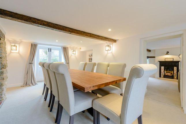 Dining Room of Church Street, Helmdon, Brackley, Northamptonshire NN13