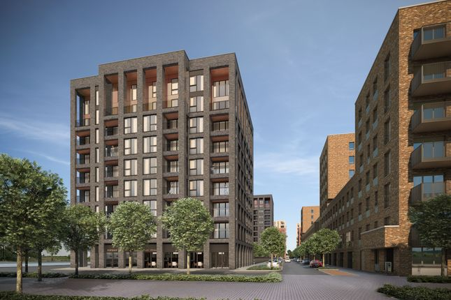1 bedroom flat for sale in 3 Shackleton Way, Newham