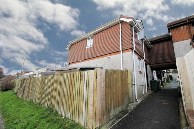 Thumbnail End terrace house for sale in Rudyerd Walk, Manorfields, Efford