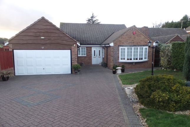Thumbnail Detached bungalow for sale in Arden Drive, Wylde Green, Sutton Coldfield
