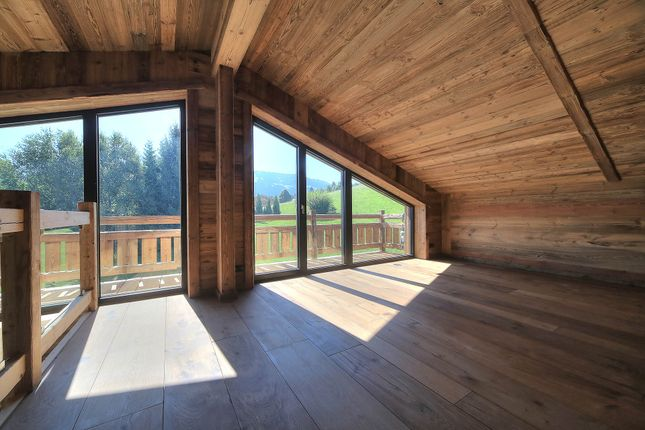 Mezzanine of Megeve, Rhones Alps, France