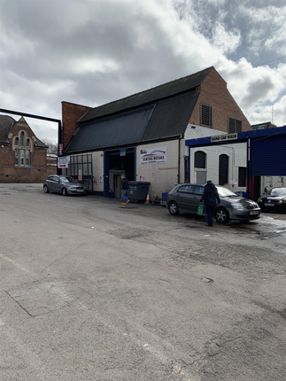 Thumbnail Parking/garage for sale in Radford Road, Nottingham