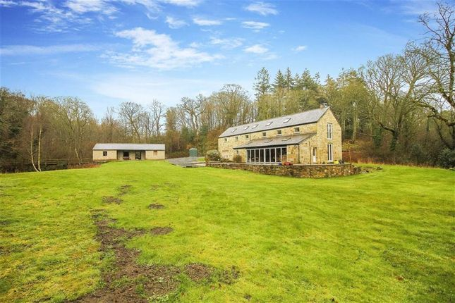 5 bed detached house for sale in Brainshaugh, Morpeth, Northumberland