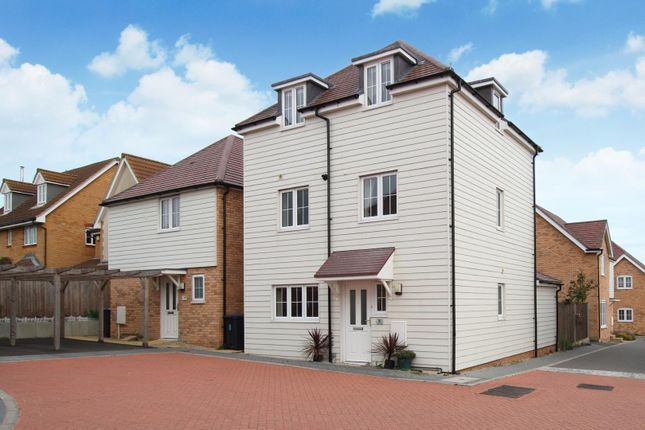 Thumbnail Detached house for sale in Aurum Close, Whitstable