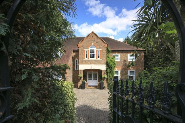 Thumbnail Detached house for sale in Warren Road, Kingston-Upon-Thames
