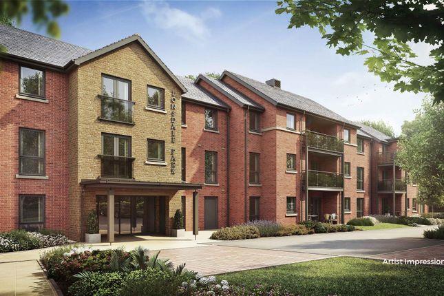Thumbnail Flat for sale in Barleythorpe Road, Oakham