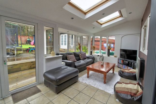 Thumbnail Detached house for sale in Ty Crwyn, Church Village, Pontypridd