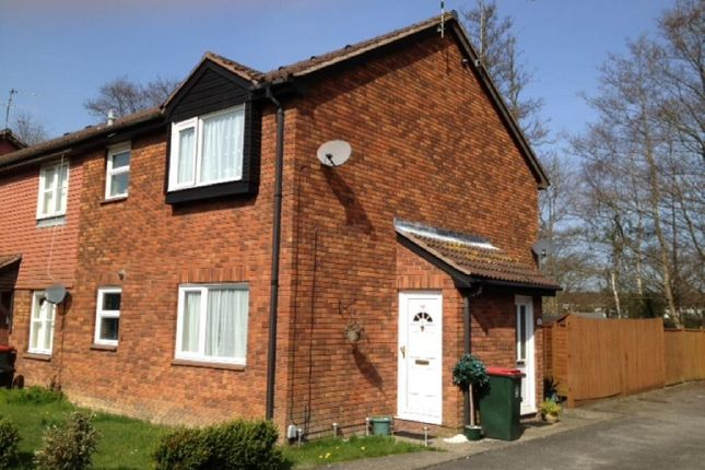 Thumbnail Terraced house to rent in St. Brelades Road, Crawley