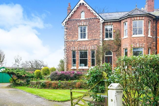 Thumbnail Semi-detached house for sale in Brooklyn Crescent, Cheadle