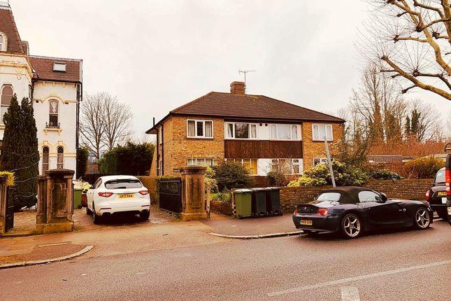 Thumbnail Flat to rent in Karen Court Wickham Road, London