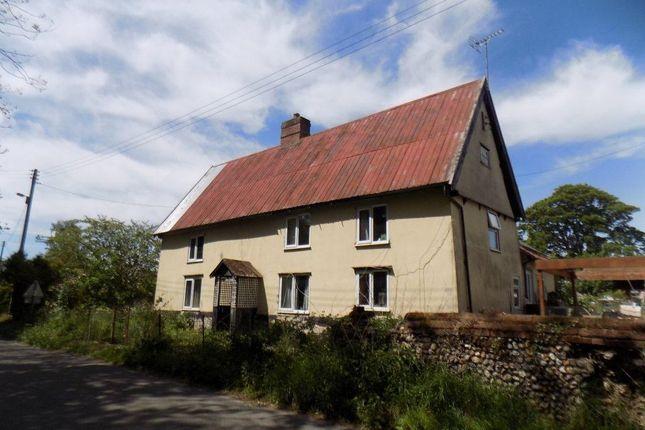 Thumbnail Detached house for sale in Rocklands All Saints, Attleborough, Norfolk