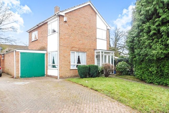 3 bed detached house for sale in Church Road, Sheldon, Birmingham
