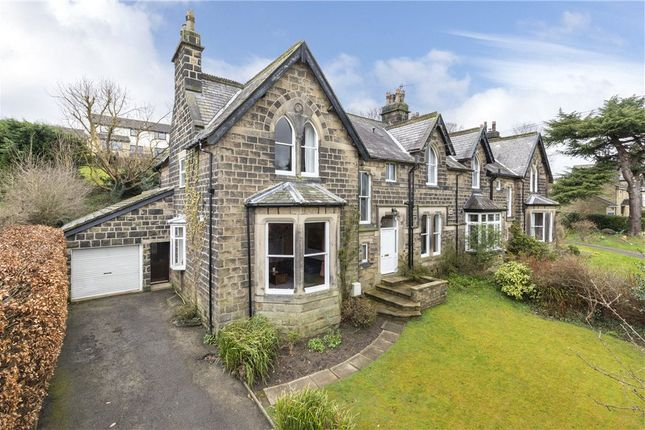 Thumbnail Semi-detached house for sale in Rose Bank, Burley In Wharfedale, Ilkley, West Yorkshire