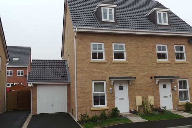 Thumbnail Property to rent in Coles Way, Grantham