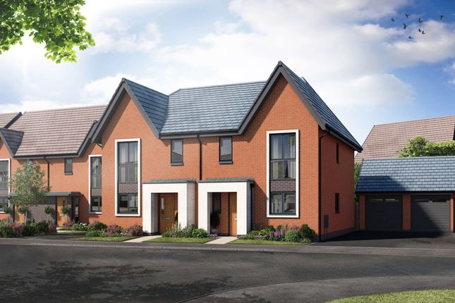 "Thumbnail Property for sale in ""The Oxford"" at Welton Lane, Daventry"