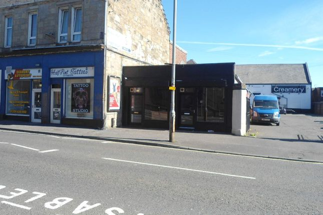 Thumbnail Retail premises to let in 81 C&D Main Street, Bainsford, Falkirk