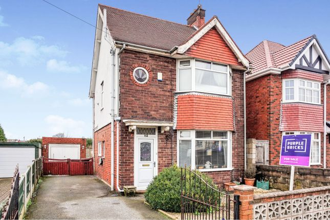 Thumbnail Detached house for sale in Redcliffe Street, Sutton-In-Ashfield