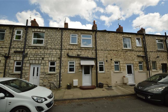 Thumbnail Terraced house to rent in The Crescent, Micklefield, Leeds, West Yorkshire