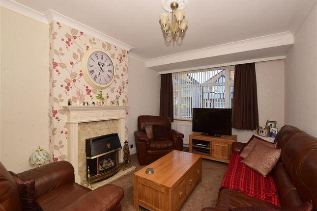 Thumbnail Semi-detached house for sale in Quinton Close, Wallington, Surrey