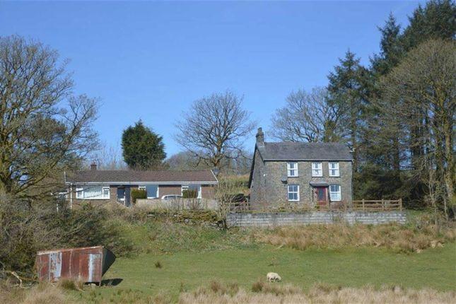 Thumbnail Farm for sale in Arfron And Tegfan, Bronant, Aberystwyth
