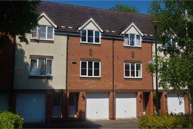 Thumbnail Terraced house for sale in The Avenue, Coventry