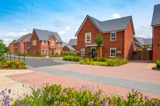 "Thumbnail Detached house for sale in ""Lincoln"" at Plox Brow, Tarleton, Preston"