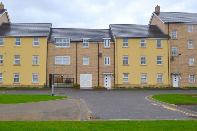 Thumbnail Flat for sale in Delphinium Court, Eynesbury, St. Neots, Cambridgeshire
