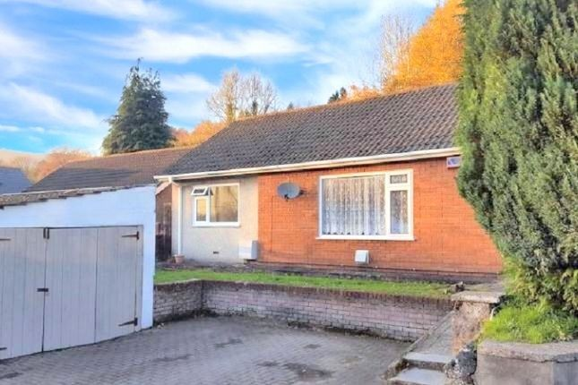 Thumbnail Detached bungalow for sale in Gelliceibryn, Glynneath, Neath, Neath Port Talbot.