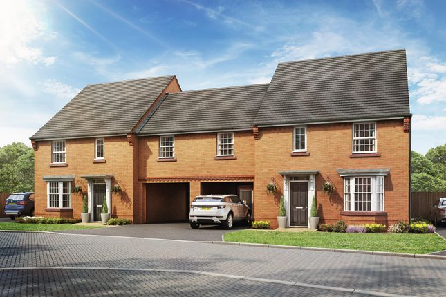 """Thumbnail Link-detached house for sale in """"Hurst"""" at Black Firs Lane, Somerford, Congleton"""