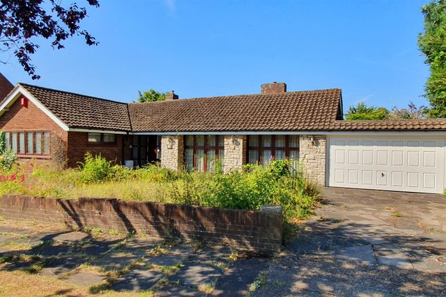 Thumbnail 3 bed detached bungalow for sale in Worcester Gardens, Worcester Park
