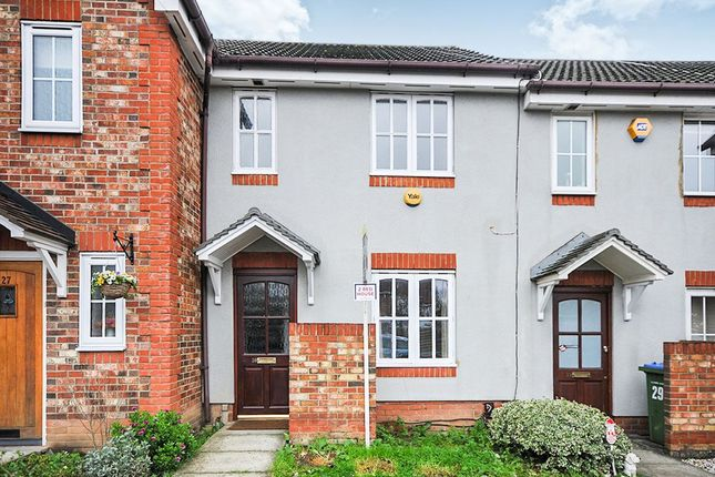 Thumbnail Terraced house to rent in Hither Farm Road, London
