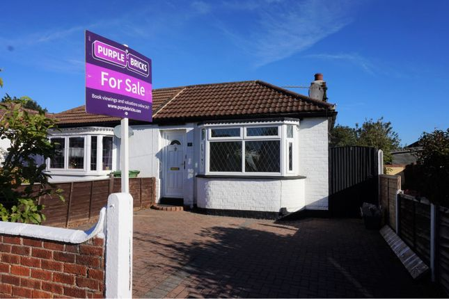 Thumbnail Semi-detached bungalow for sale in Revesby Avenue, Grimsby